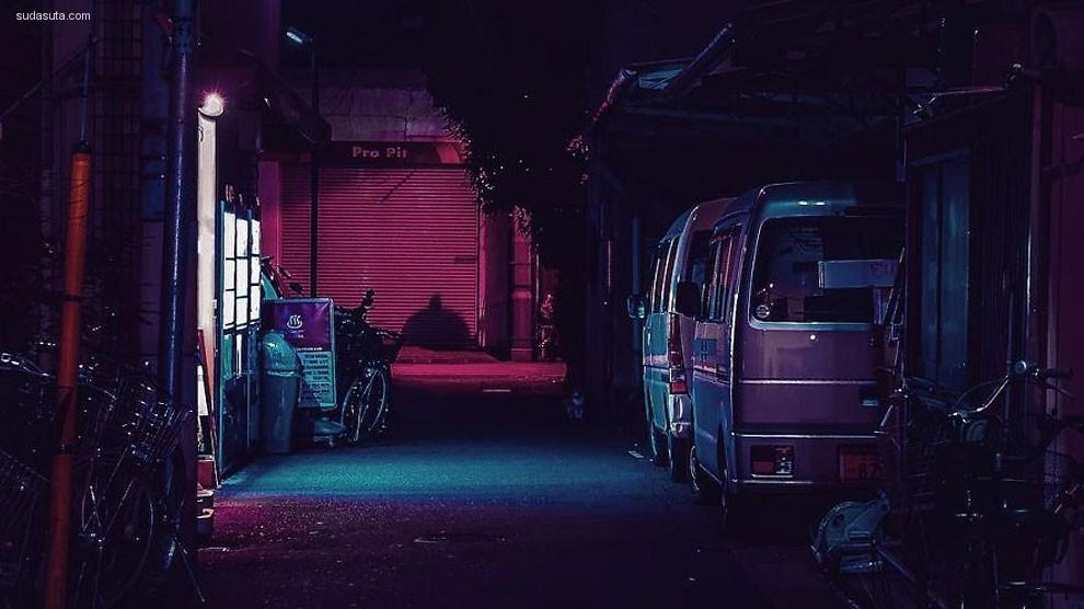 Liam Wong 东京城市摄影欣赏