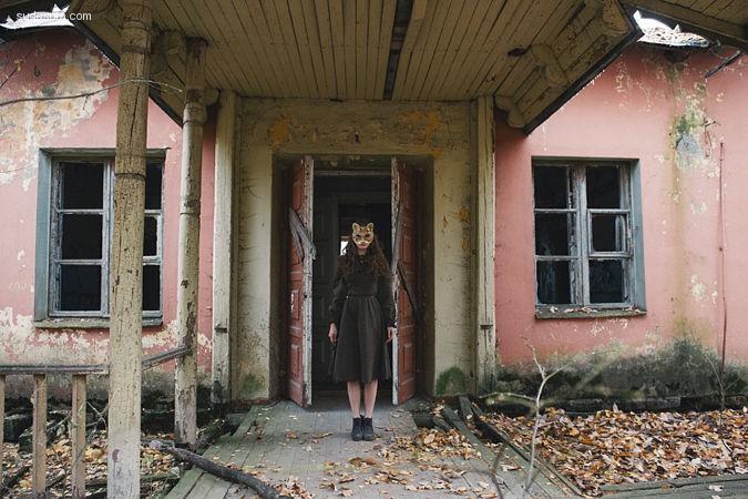 Olga Barantseva 用镜头讲故事