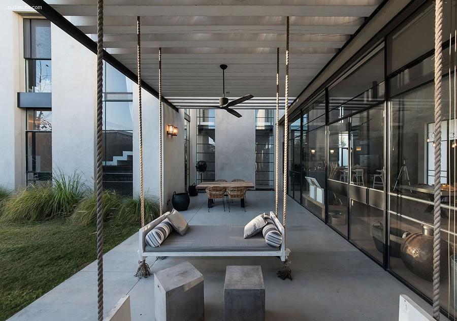 Savion House 建筑设计欣赏