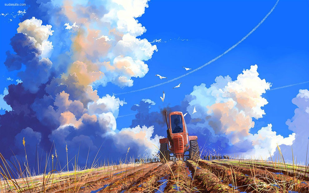 Sergey Svistunov 幽默插画欣赏