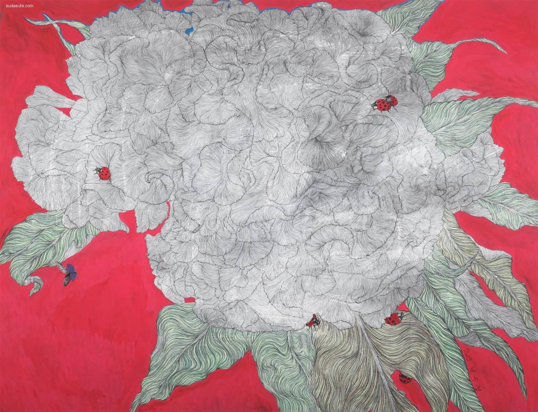 Su-Jeong Na 艺术插画作品欣赏
