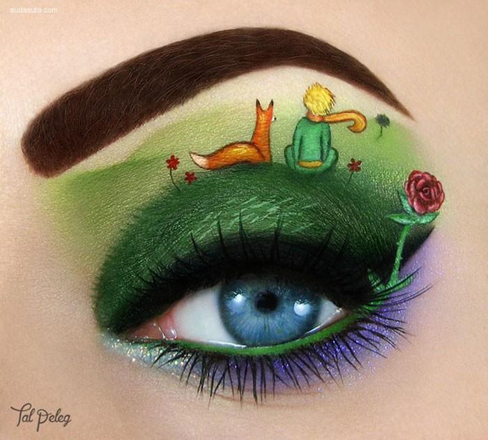 Tal 我在眼睛上作画