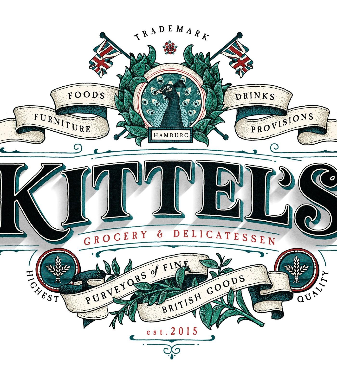 品牌设计欣赏 Kittel's