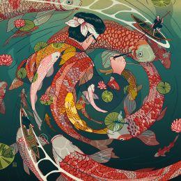 Nicolás Castell 装饰插画欣赏
