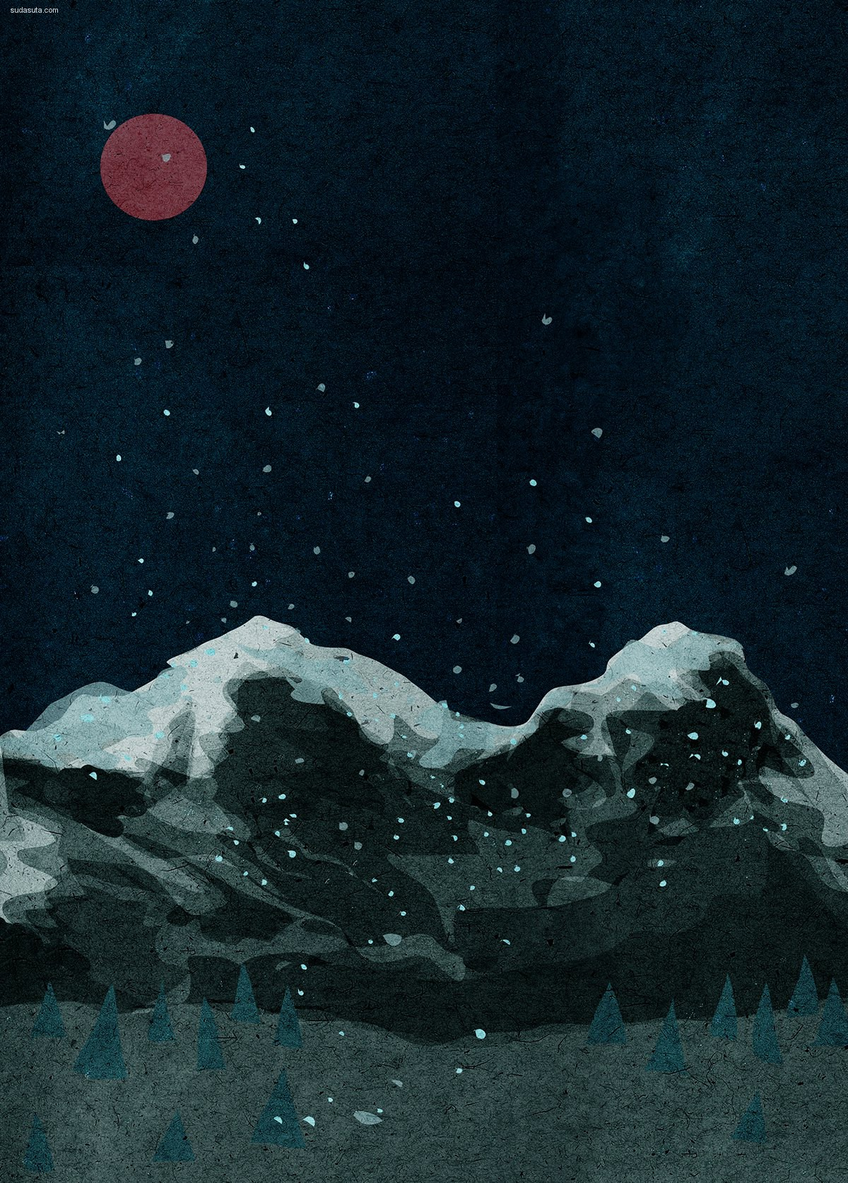 Xuan loc Xuan 绘画《Hight》
