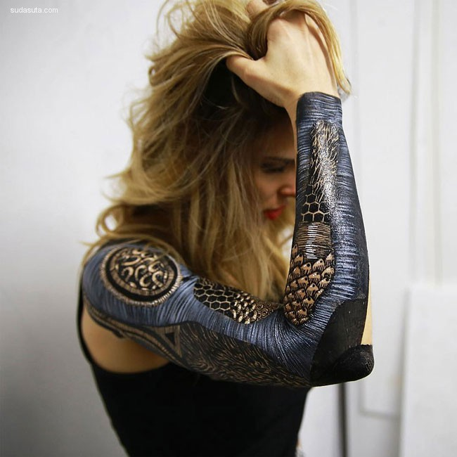 Yusk Imai 纹身设计欣赏