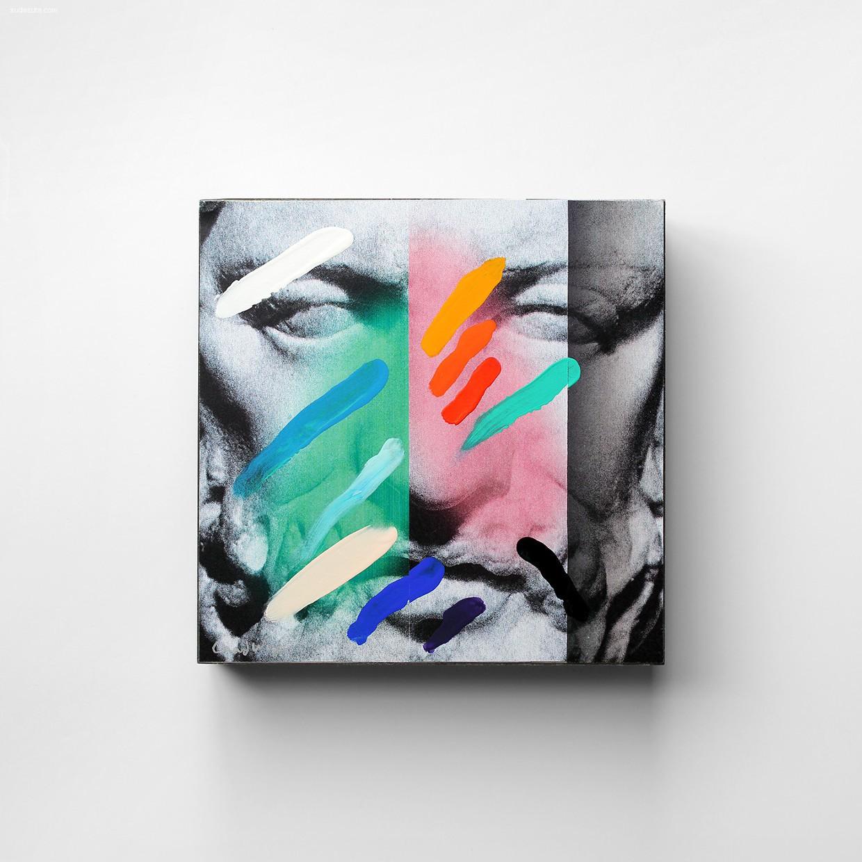 Chad Wys 混合艺术欣赏