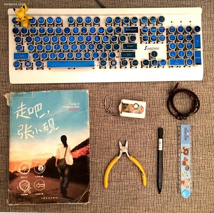 工业革命大师 朋克手工键盘设计欣赏
