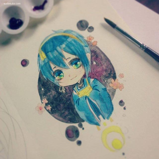 Kyo Mon 少女漫画欣赏