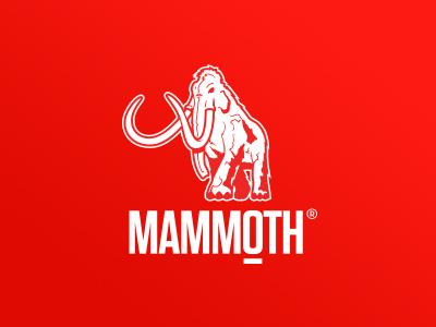 创意LOGO设计欣赏 猛犸象