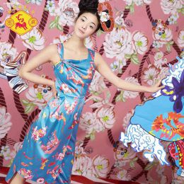 密扇 改良旗袍设计欣赏