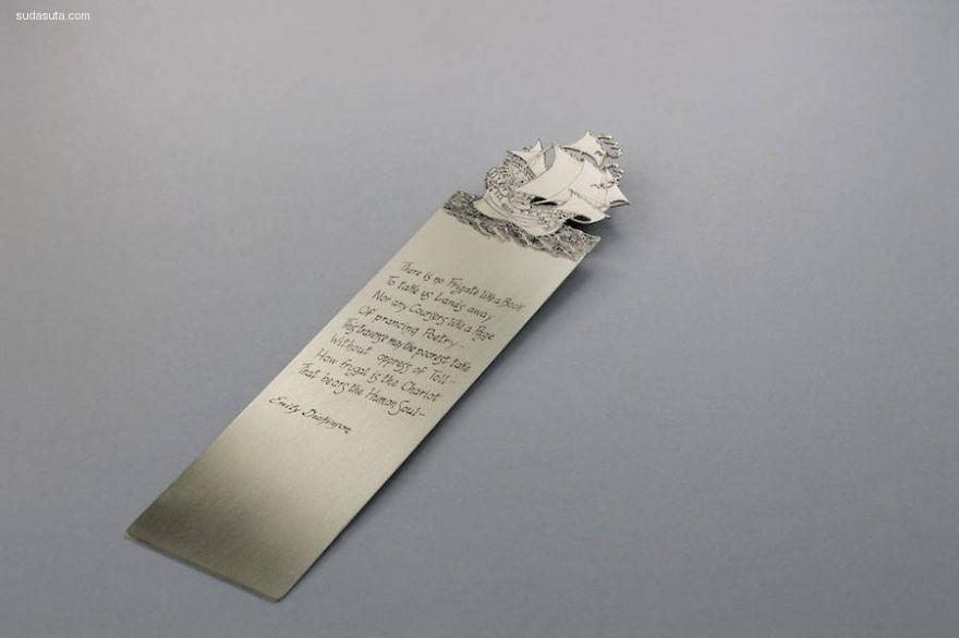 Silverleaf Creations 手工书签设计欣赏