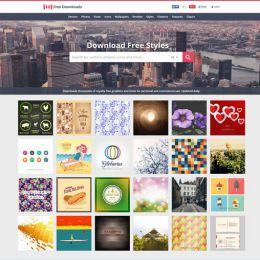 可以下载免费矢量素材的20个最佳网站推荐