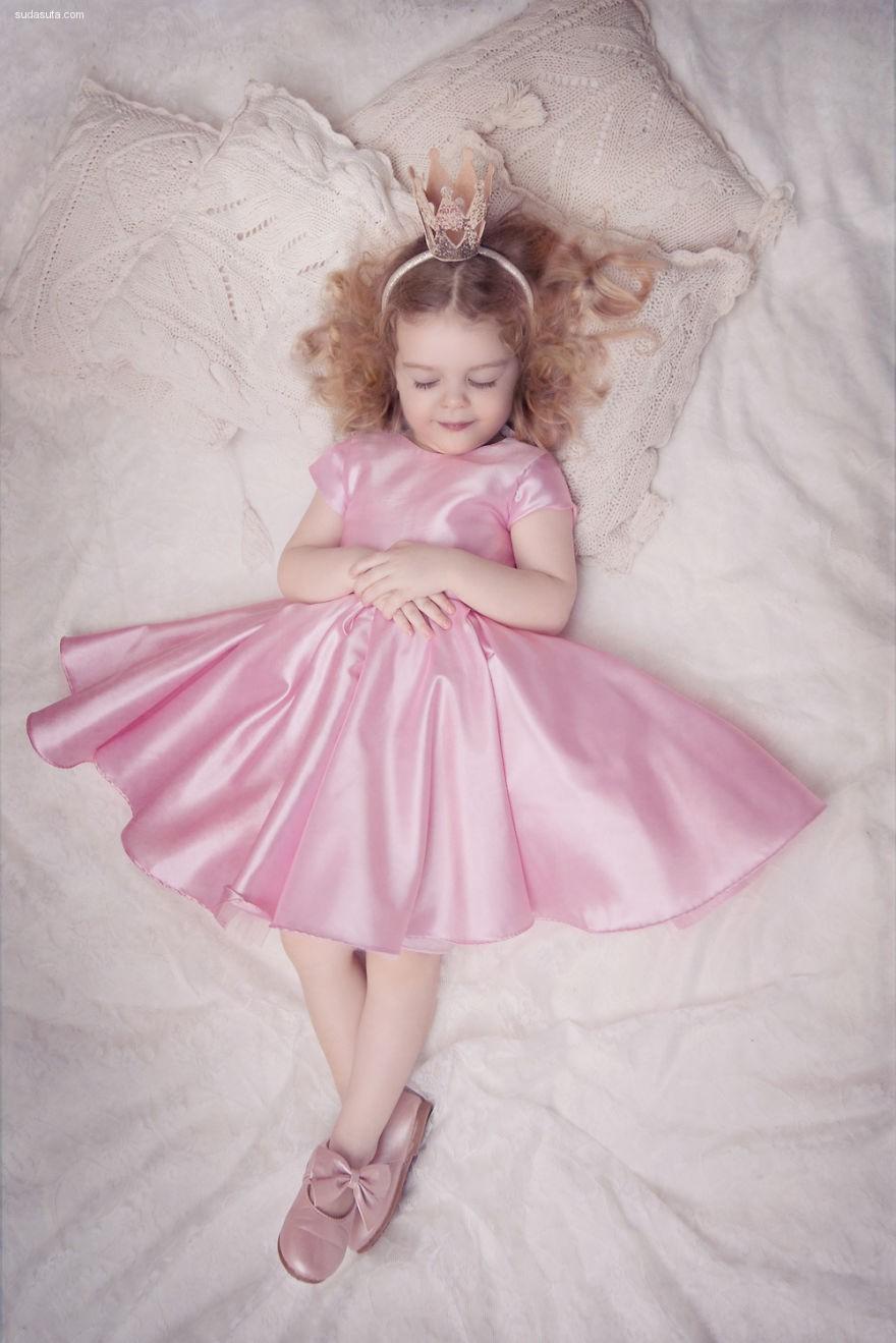 Anna Rozwadowska 儿童摄影欣赏