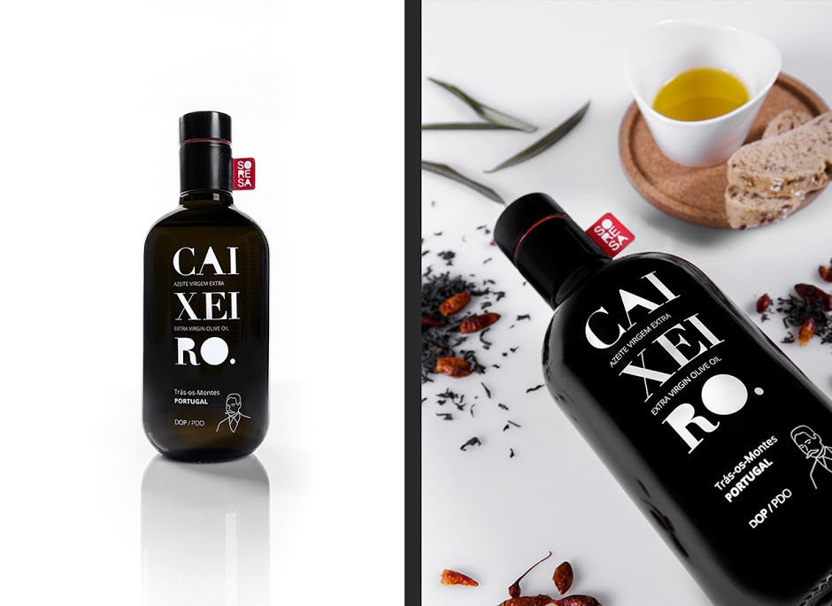Caixeiro Olive Oil 包装设计欣赏