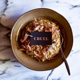 Cruel 餐馆品牌设计欣赏