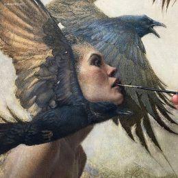 Daniel Bilmes 绘画艺术欣赏
