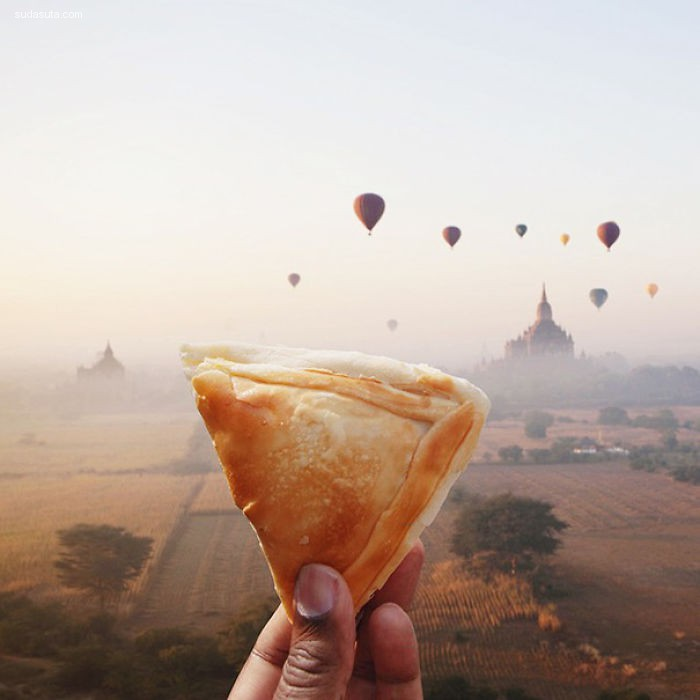 少女吃世界 吃货的旅行日记