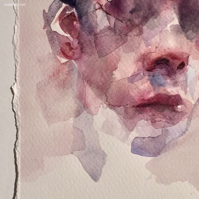 Henrik Aa. Uldalen 抽象绘画艺术欣赏