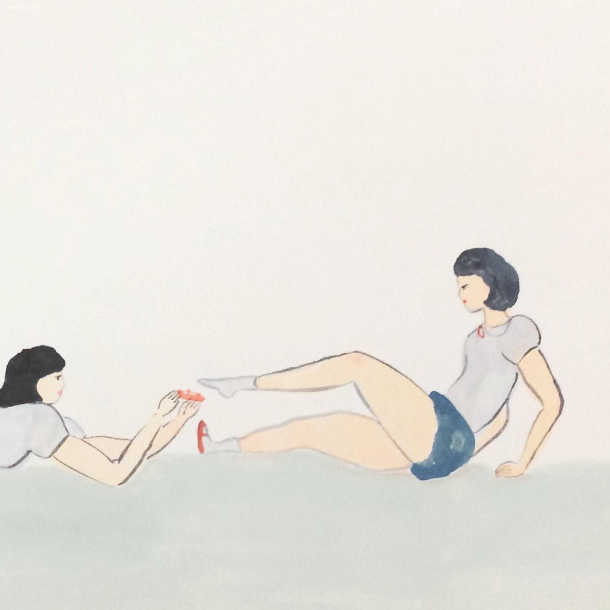 Hidemi Ito 插画作品欣赏