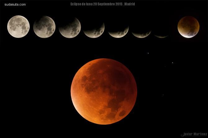 Javier Martinez Moran 夜空 主题摄影欣赏