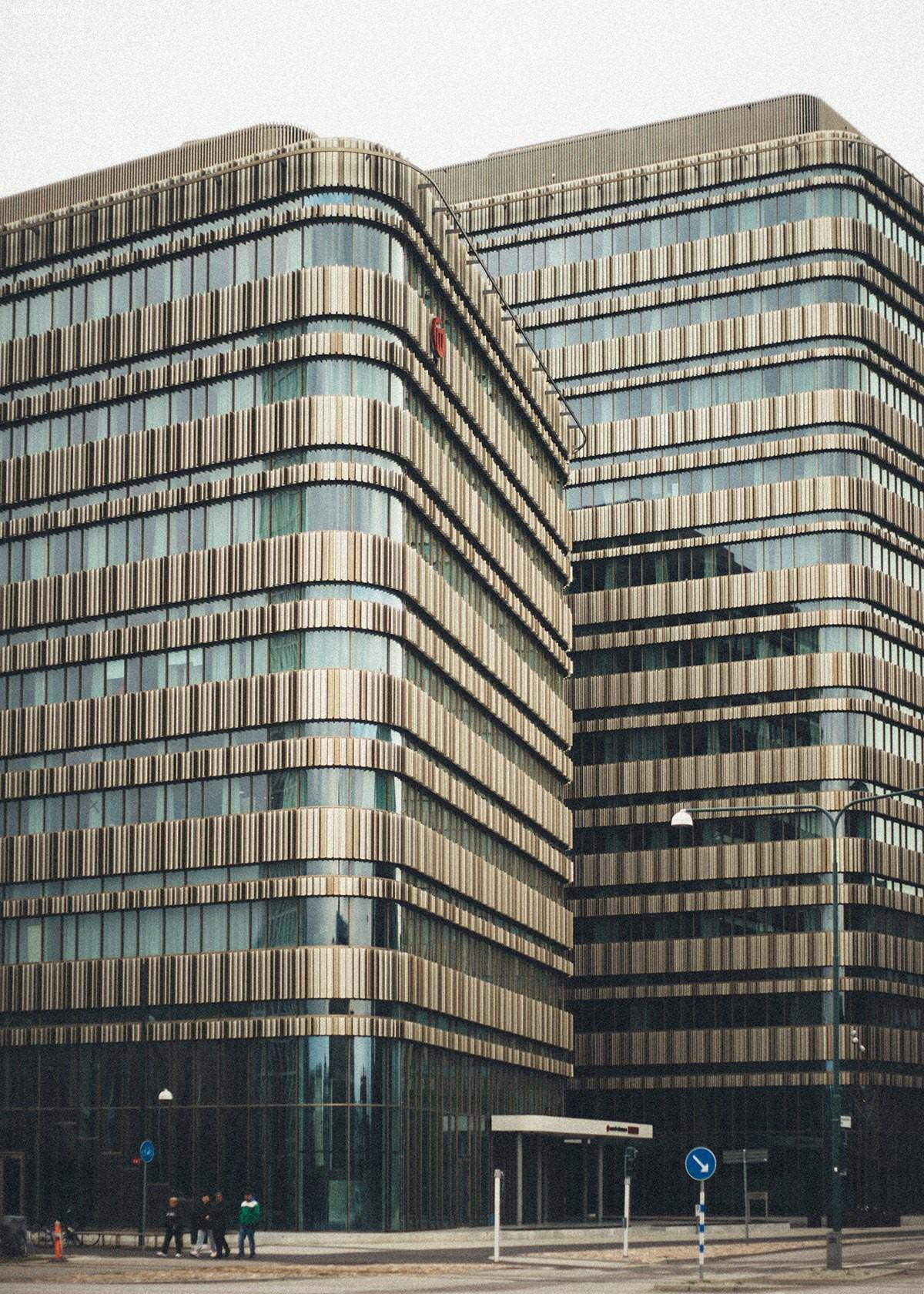 Kim Høltermand 城市摄影欣赏
