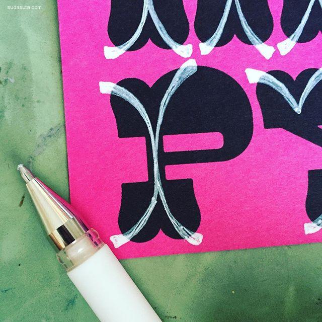 Lauren Beltramo 图形设计欣赏