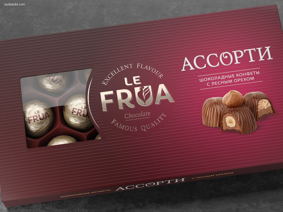 Le Frua 包装设计欣赏