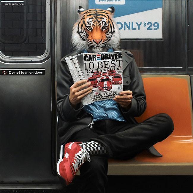 Matthew Grabelsky 插画作品欣赏