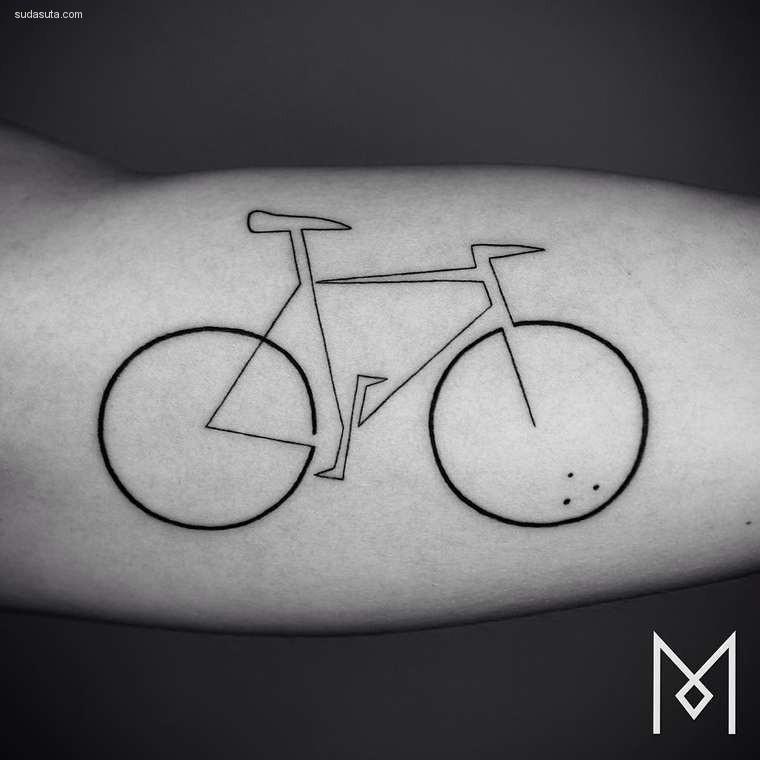 Mo Ganji 纹身图案设计欣赏