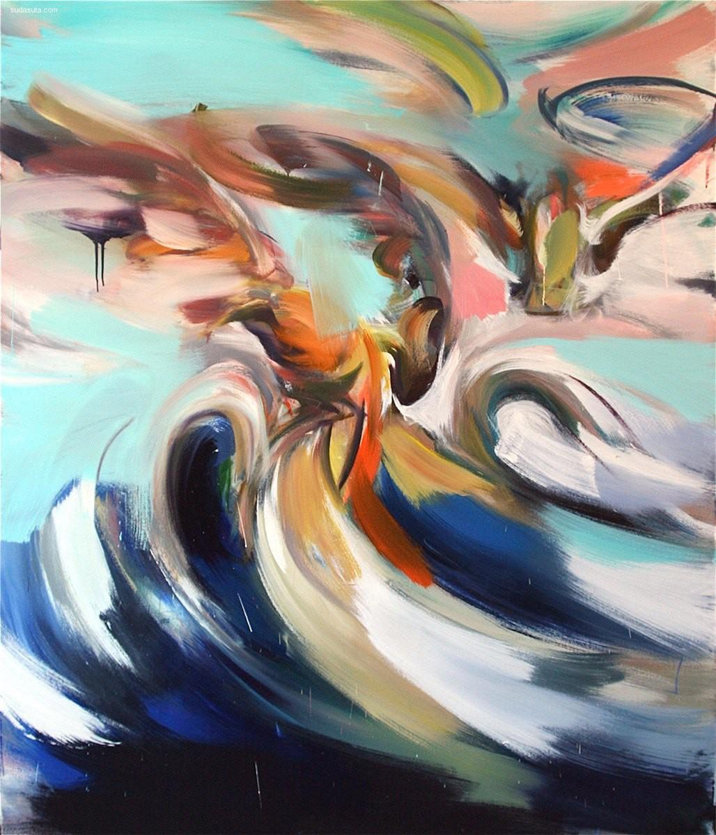 Suzanne Unrein 绘画艺术欣赏