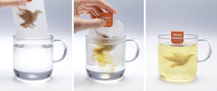 15+ 创意设计泡茶袋设计欣赏