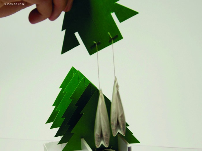 20+超级可爱的茶叶包装设计欣赏