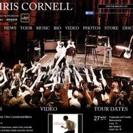 25个乐队和音乐家的最佳网站设计欣赏