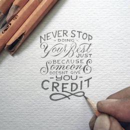 Dexa Muamar 字体排版设计欣赏
