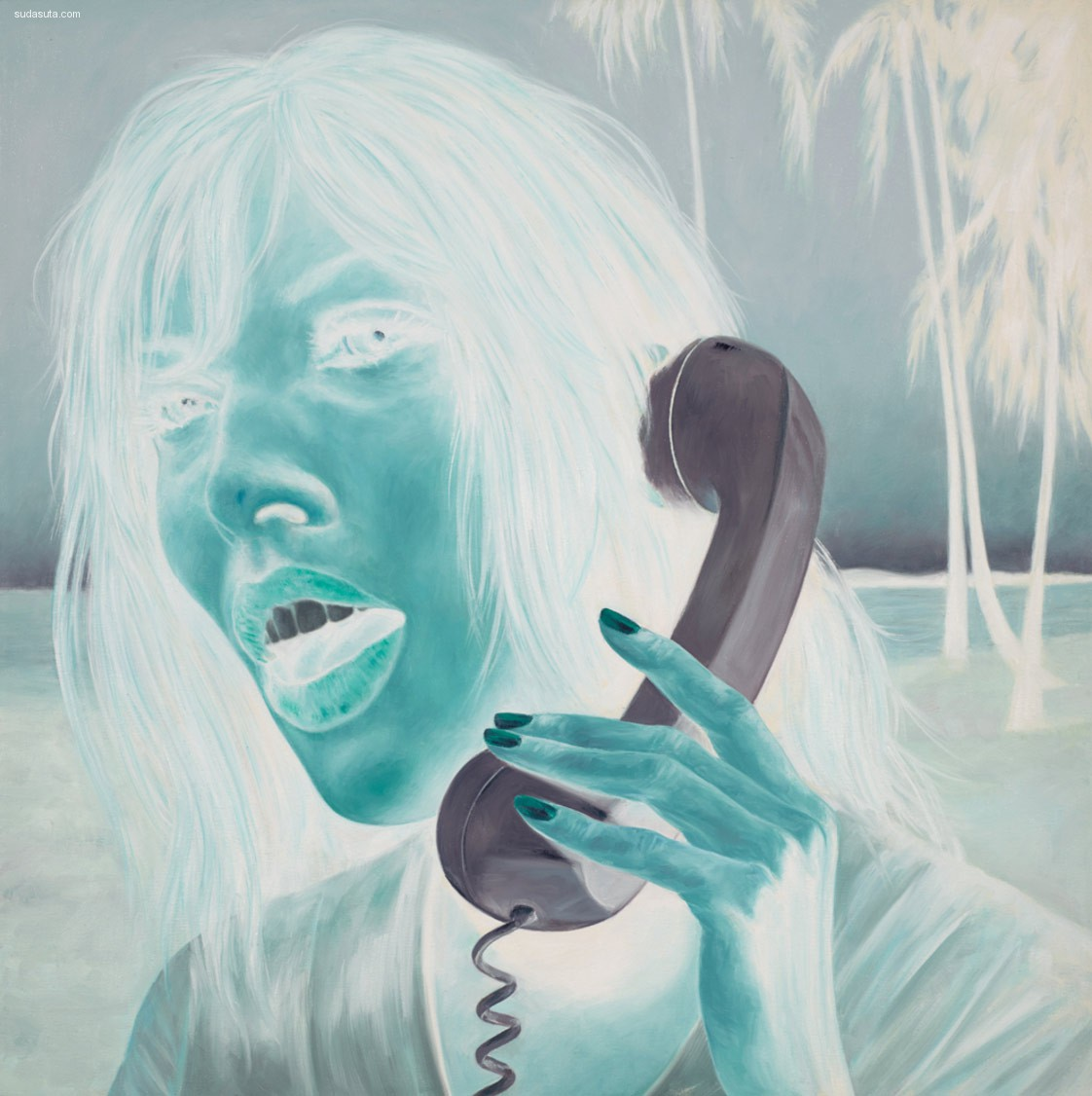 Eric White 超现实主义绘画艺术