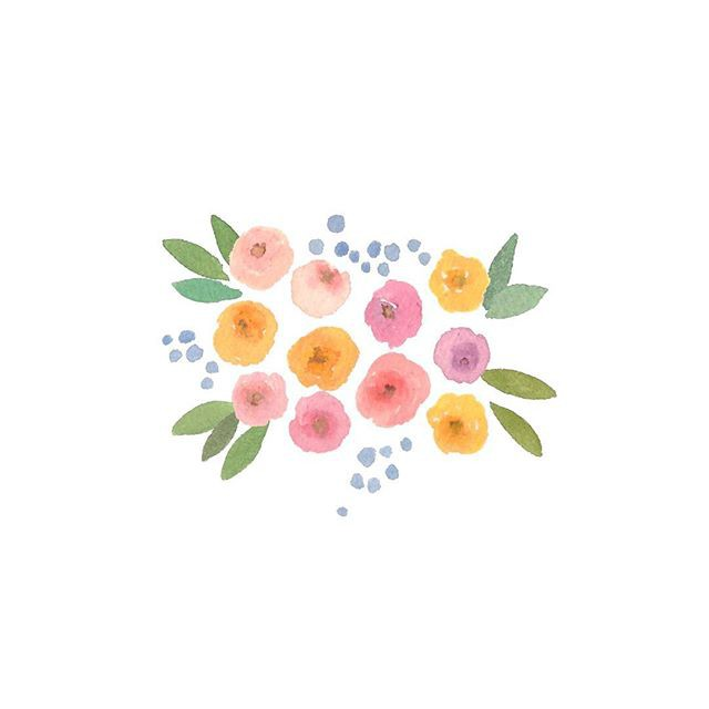 gkim7 清新简约的小插画