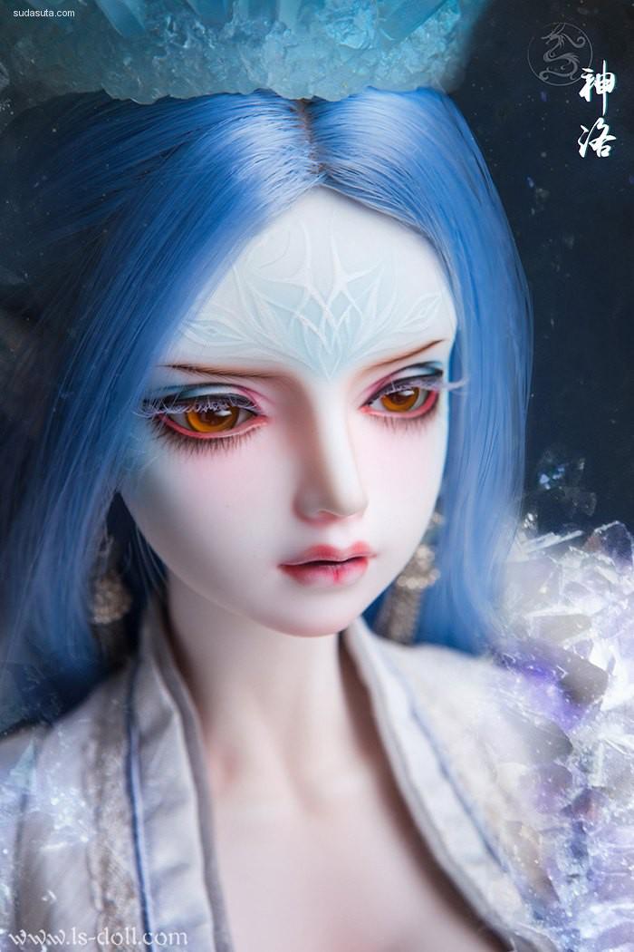 龙魂人形社的BJD娃娃