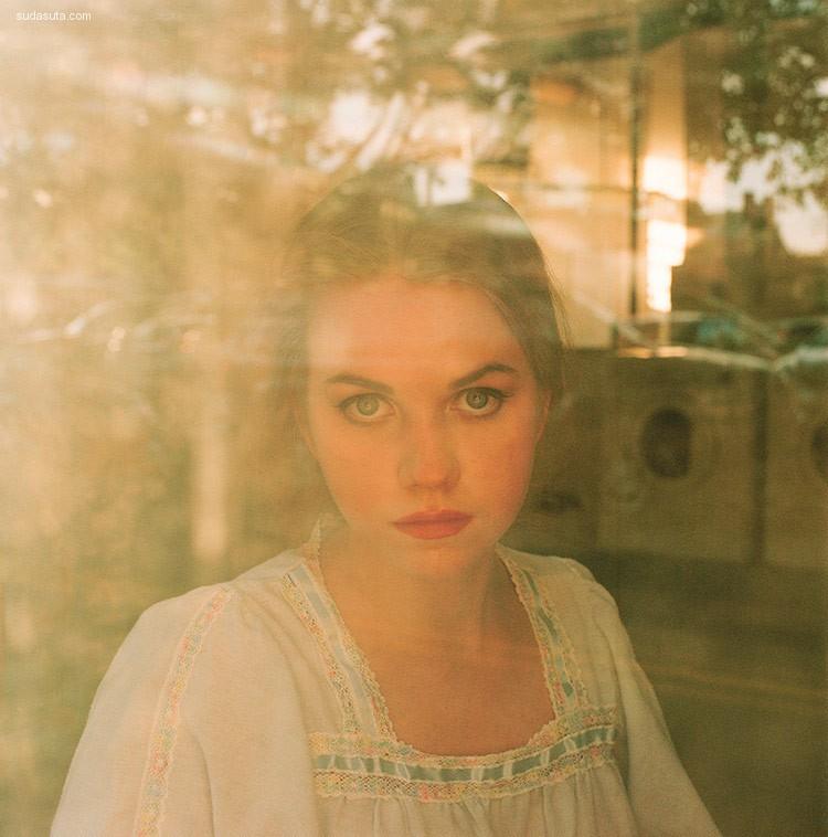 Rosie Brock 青春人像摄影欣赏