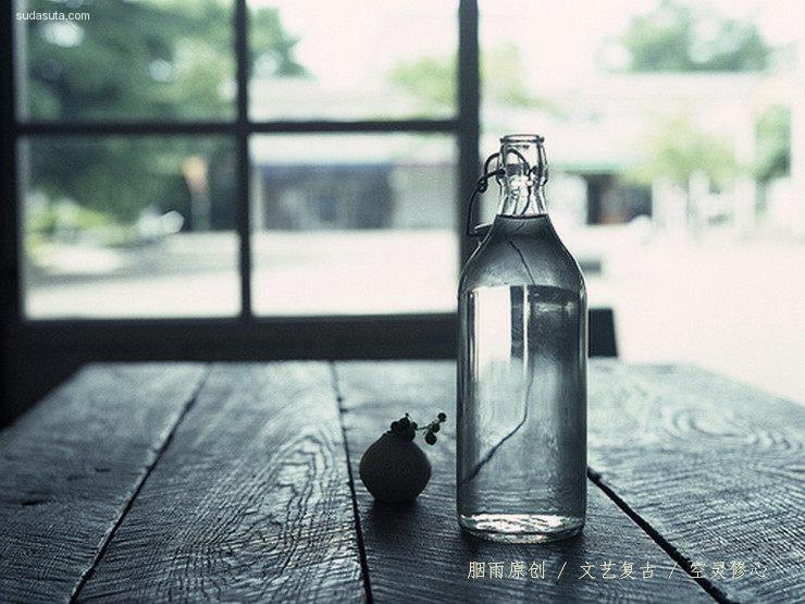 胭雨阁调香工作室 住在香水瓶子里