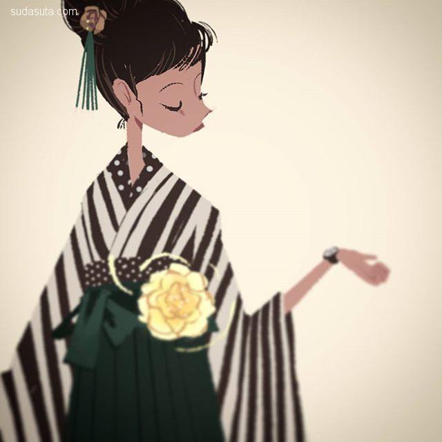 Abigail L. Dela Cruz  卡通造型设计欣赏