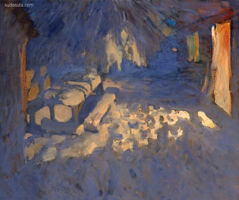 Бато Дугаржапов(Bato Dugarzhapov) 绘画艺术欣赏