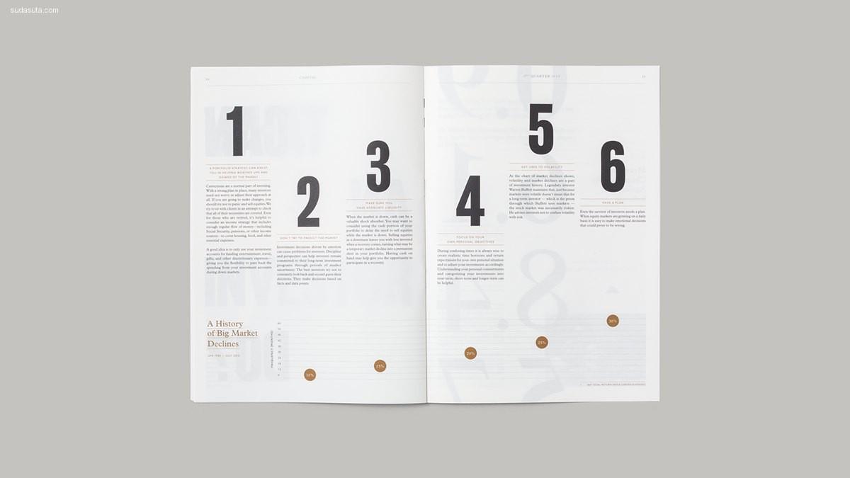 Capital Magazine 杂志设计欣赏