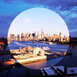 Carl-Antonyn Dufault 迷人炫目的城市摄影