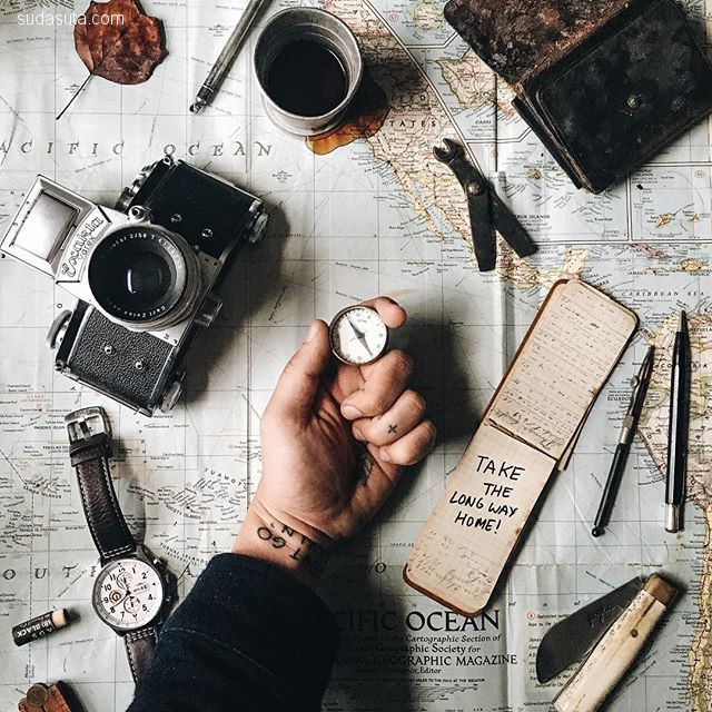 Christian Watson 旅行和文字