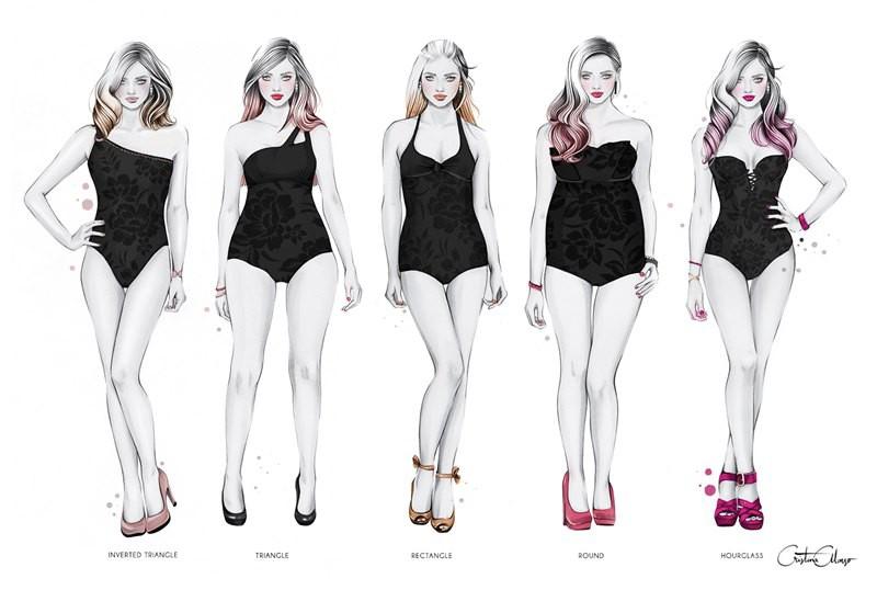 Cristina Alonso 情色时尚插画欣赏