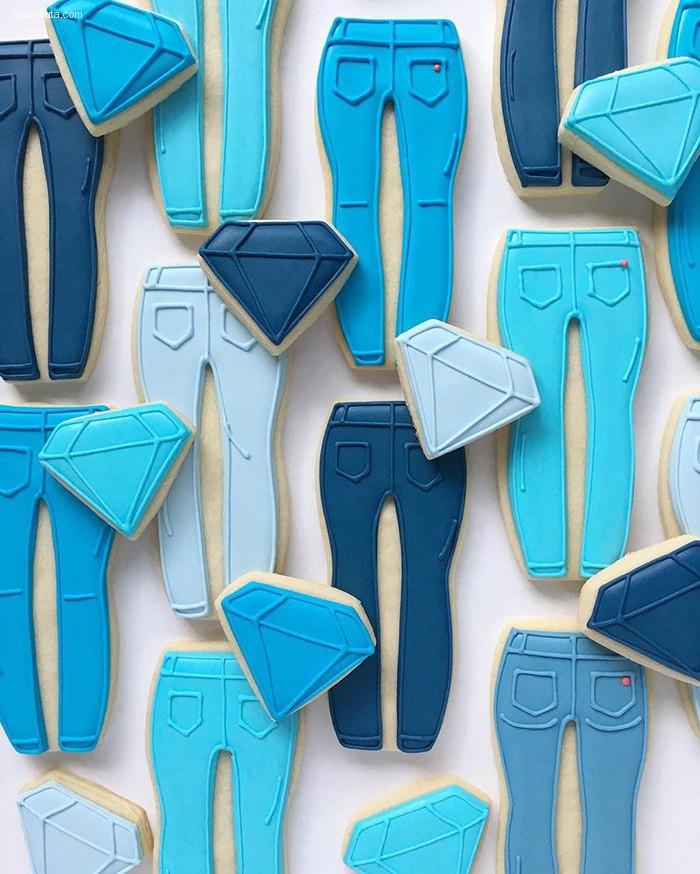 焦糖饼干和图形设计师