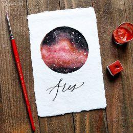 ELIZA HALL 来自宇宙的小纸条