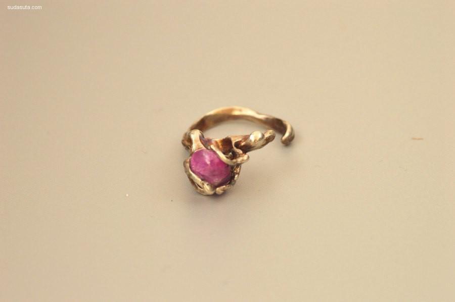 Eileen chang 珠宝设计欣赏