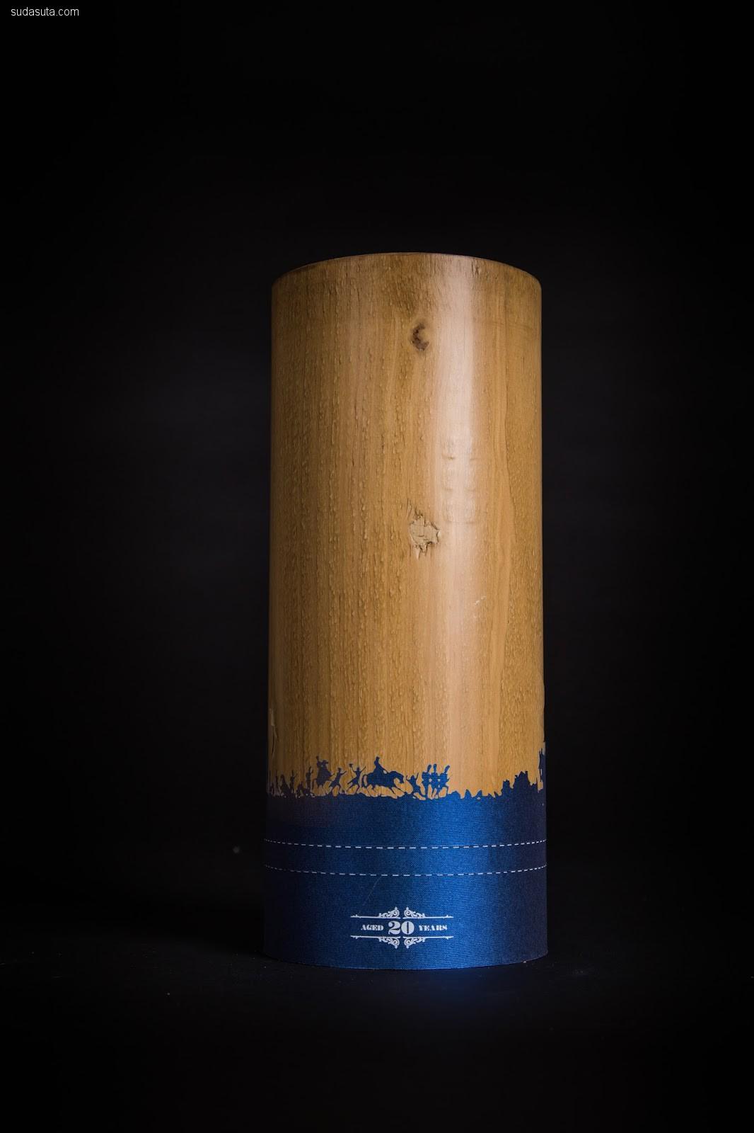 Elephant Whiskey 品牌包装设计欣赏
